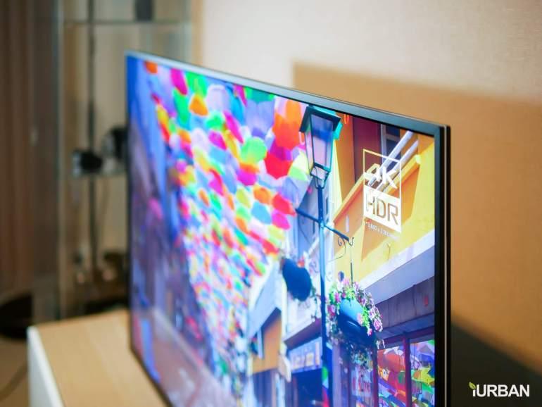 รีวิว SONY Android TV รุ่น X8000E งบ 26,990 แต่สเปค 4K HDR เชื่อมโลก Social กับทีวีอย่างสมบูรณ์แบบ 20 - Android