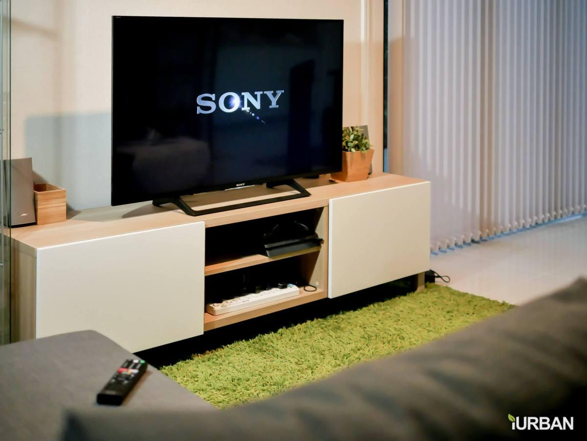 iurban sonytv 74 รีวิว SONY Android TV รุ่น X8000E งบ 26,990 แต่สเปค 4K HDR เชื่อมโลก Social กับทีวีอย่างสมบูรณ์แบบ
