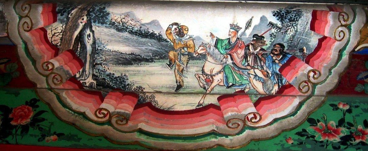 นครซีอาน...เมืองตั้งต้นของการเดินทางสู่ดินแดนตะวันตกของพระถังซัมจั๋ง 14 - ซีอาน