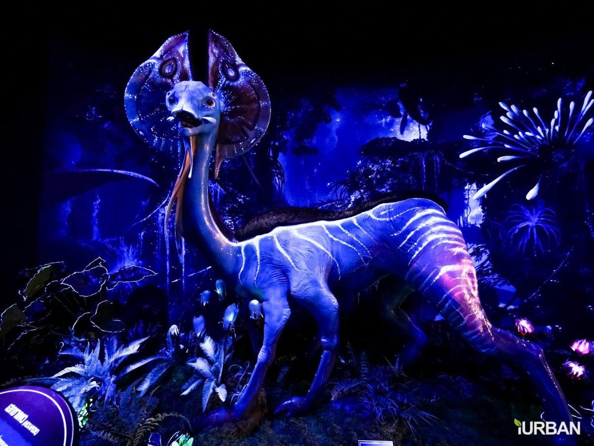 avatar43 รีวิว AVATAR : Discover Pandora Bangkok นิทรรศการ Interactive จากหนังที่ขายดีที่สุดในโลก