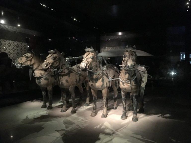 สุสานกองทัพทหารดินเผา สุสานที่ใหญ่ที่สุดในจีน สิ่งมหัศจรรย์ของโลกลำดับที่ 8 43 - จักรพรรดิจิ๋นซี