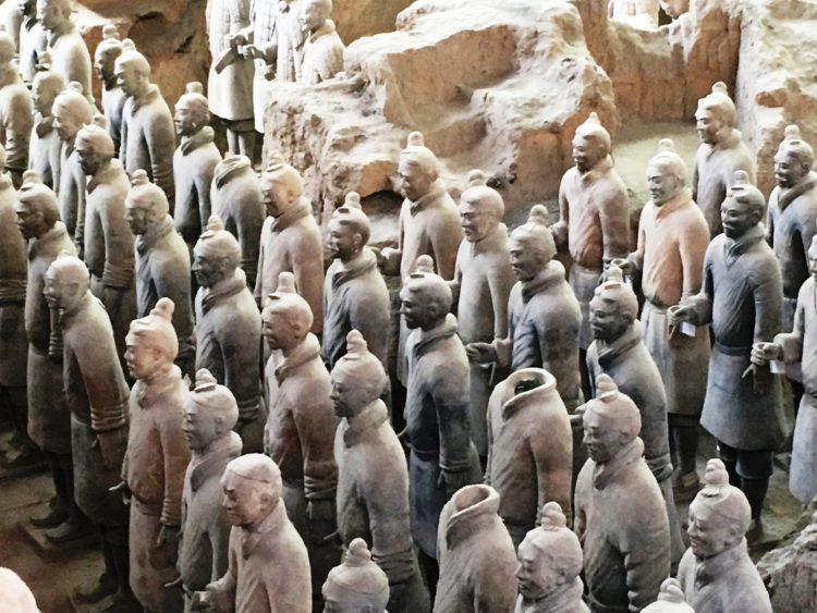 119 750x563 สุสานกองทัพทหารดินเผา สุสานที่ใหญ่ที่สุดในจีน สิ่งมหัศจรรย์ของโลกลำดับที่ 8