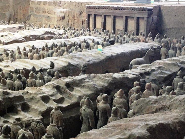 169 750x563 สุสานกองทัพทหารดินเผา สุสานที่ใหญ่ที่สุดในจีน สิ่งมหัศจรรย์ของโลกลำดับที่ 8