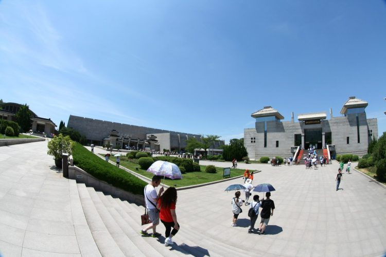 IMG 4618 750x500 สุสานกองทัพทหารดินเผา สุสานที่ใหญ่ที่สุดในจีน สิ่งมหัศจรรย์ของโลกลำดับที่ 8