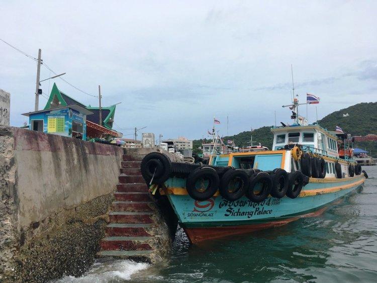 เกาะสีชัง ถิ่นสุขกาย สุขใจ ที่เที่ยวใกล้กรุงเทพ สำหรับคนมีเวลาน้อย 17 -