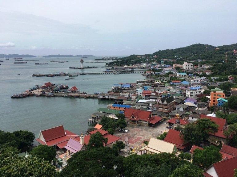 เกาะสีชัง ถิ่นสุขกาย สุขใจ ที่เที่ยวใกล้กรุงเทพ สำหรับคนมีเวลาน้อย 15 -