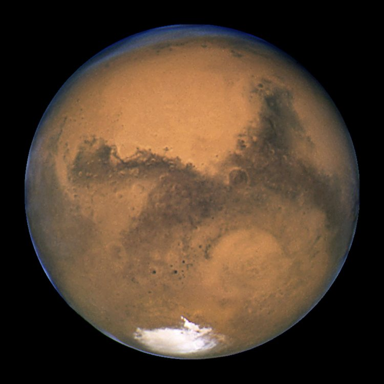 Mars 23 aug 2003 hubble 750x750 เปิดแผนสำรวจดาวอังคารของ NASA ปี 2020