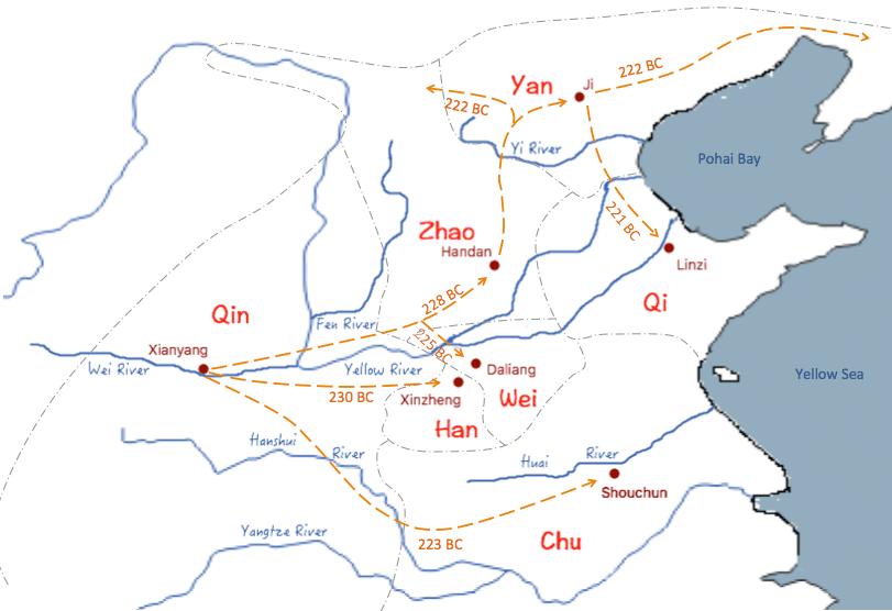 สุสานกองทัพทหารดินเผา สุสานที่ใหญ่ที่สุดในจีน สิ่งมหัศจรรย์ของโลกลำดับที่ 8 15 - จักรพรรดิจิ๋นซี