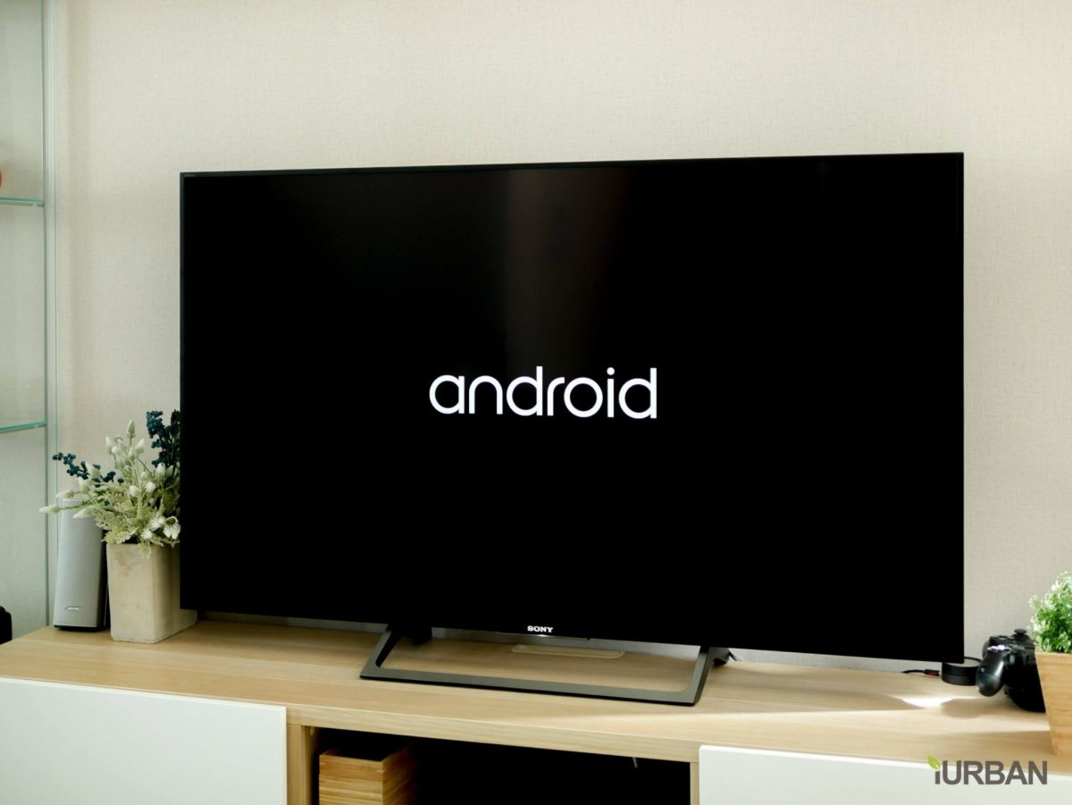 SONY X8500E 4K-HDR Android TV นวัตกรรมที่จะเปลี่ยนชีวิตกับทีวี ให้ไม่เหมือนเดิมอีกต่อไป 1 - Advertorial