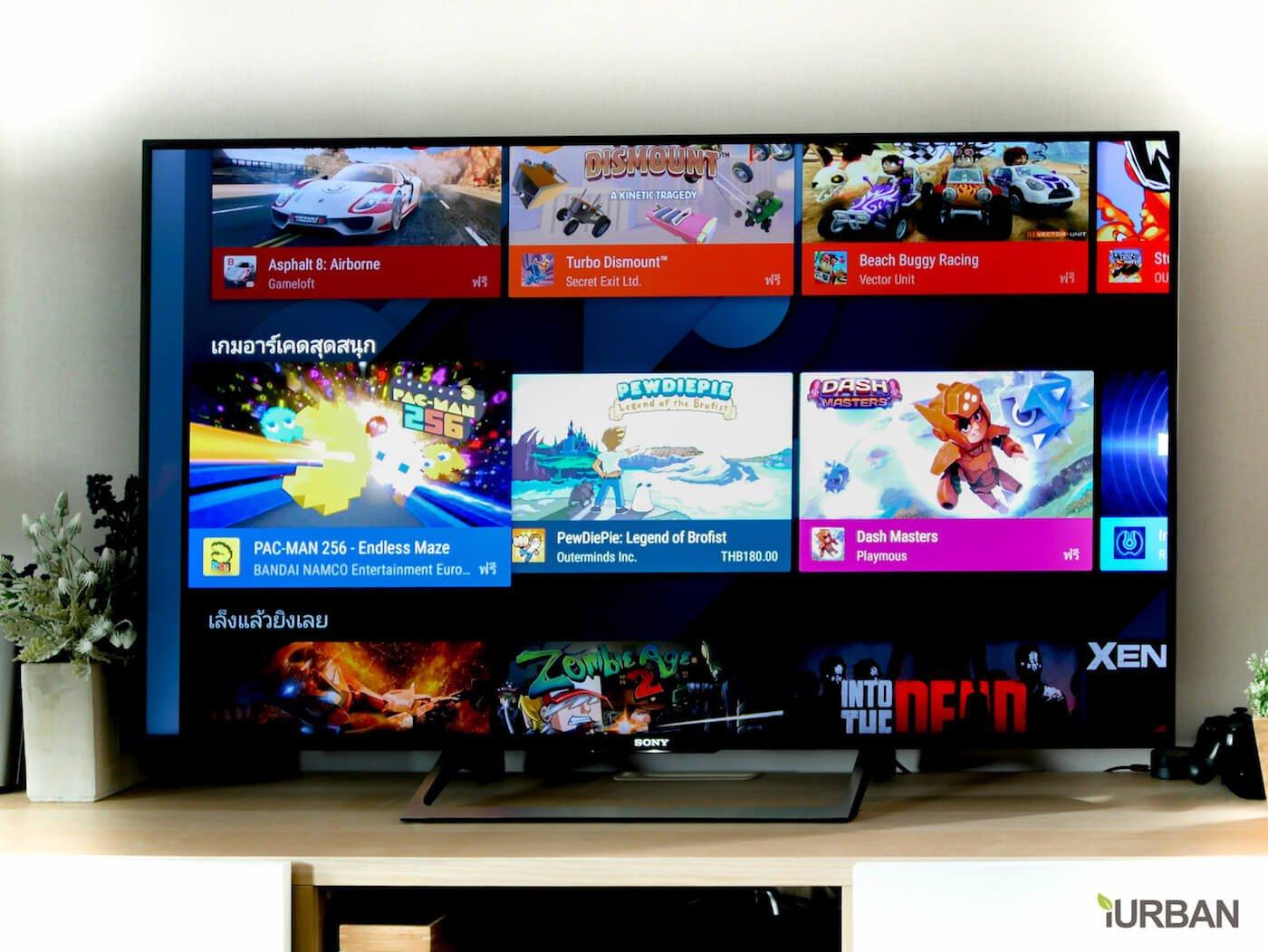 SONY X8500E 4K-HDR Android TV นวัตกรรมที่จะเปลี่ยนชีวิตกับทีวี ให้ไม่เหมือนเดิมอีกต่อไป 22 - Android