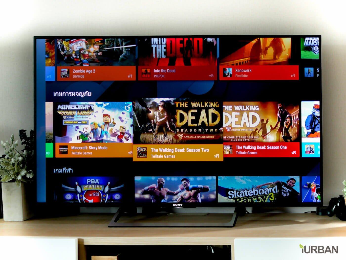SONY X8500E 4K-HDR Android TV นวัตกรรมที่จะเปลี่ยนชีวิตกับทีวี ให้ไม่เหมือนเดิมอีกต่อไป 24 - Android