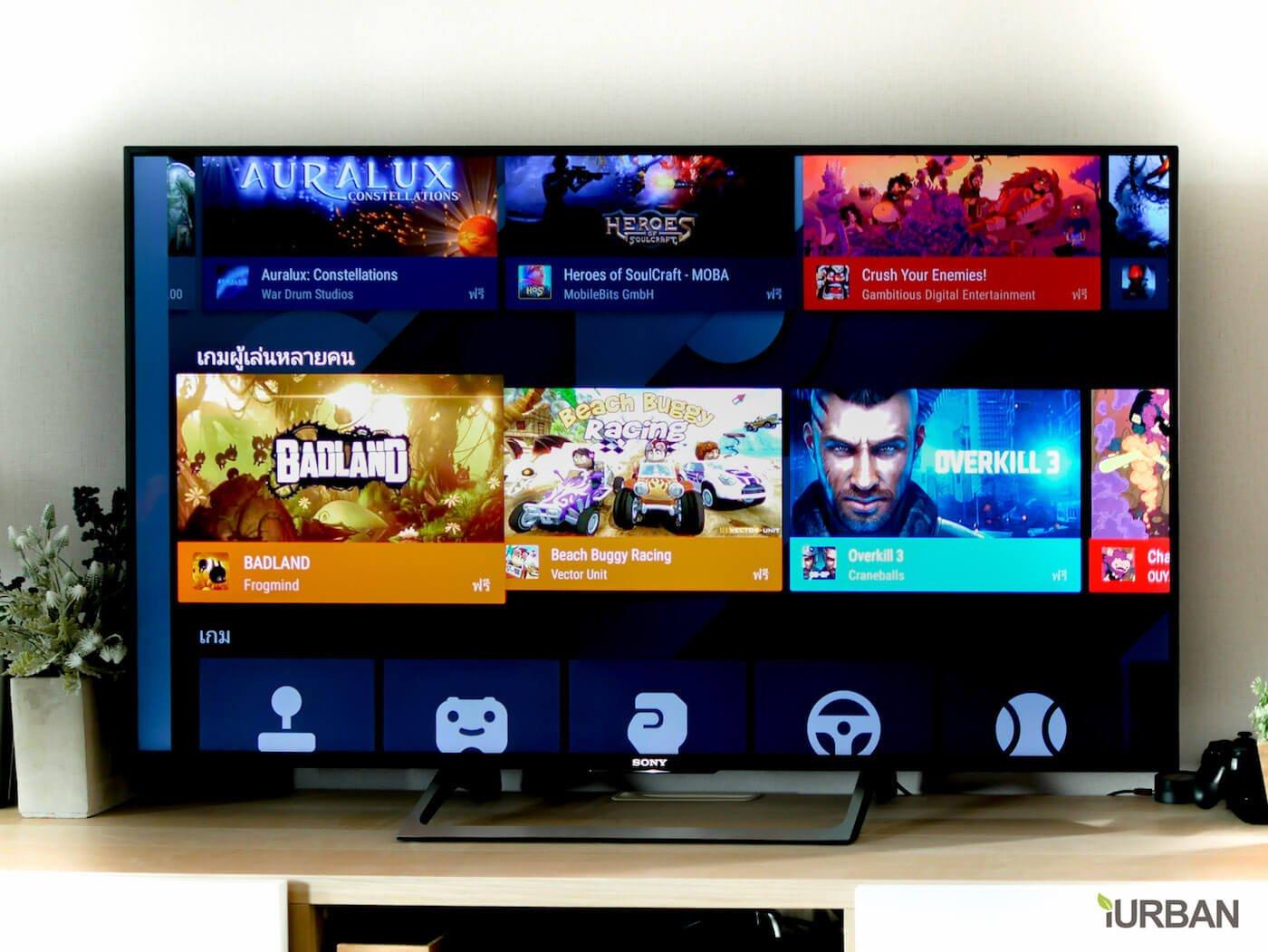 SONY X8500E 4K-HDR Android TV นวัตกรรมที่จะเปลี่ยนชีวิตกับทีวี ให้ไม่เหมือนเดิมอีกต่อไป 27 - Android