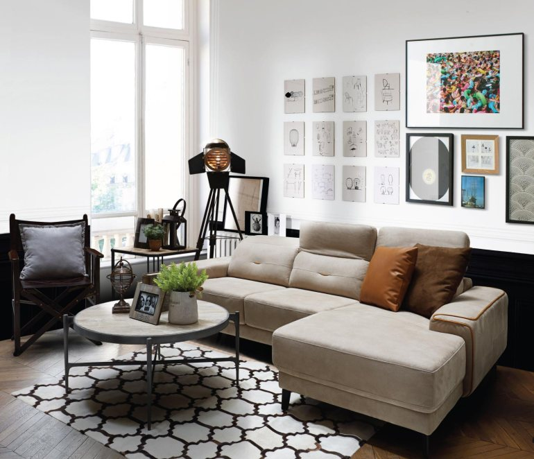 ทริคเลือกโซฟาให้เหมาะกับห้องของคุณ โซฟาเก่านำมาแลกใหม่ได้ที่ SB DESIGN SQUARE 14 - Premium