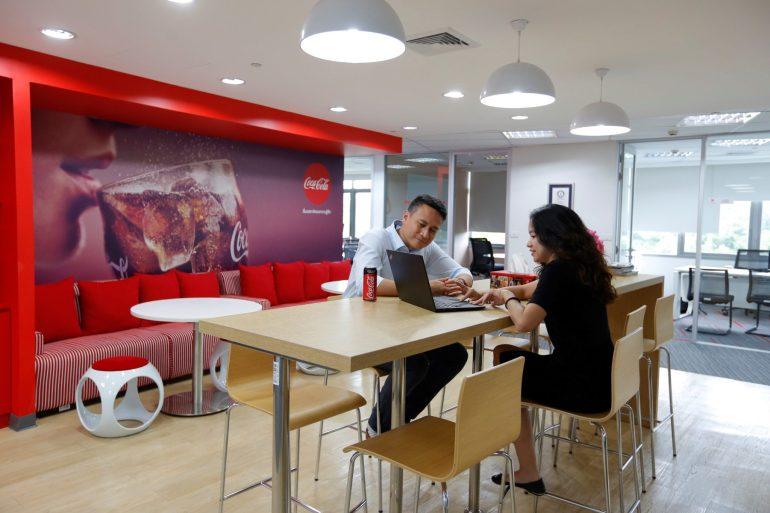 ออฟฟิศโคคา-โคลา ออกแบบเพิ่มความสุขสดชื่น ส่งเสริมแรงบันดาลใจพนักงาน 18 - Coca-Cola