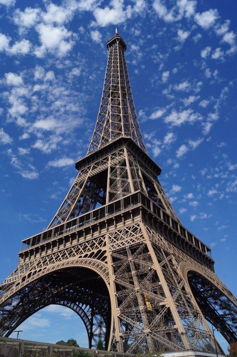 หอไอเฟล งานสถาปัตย์จากโครงเหล็ก กลางกรุงปารีส 25 - ปารีส