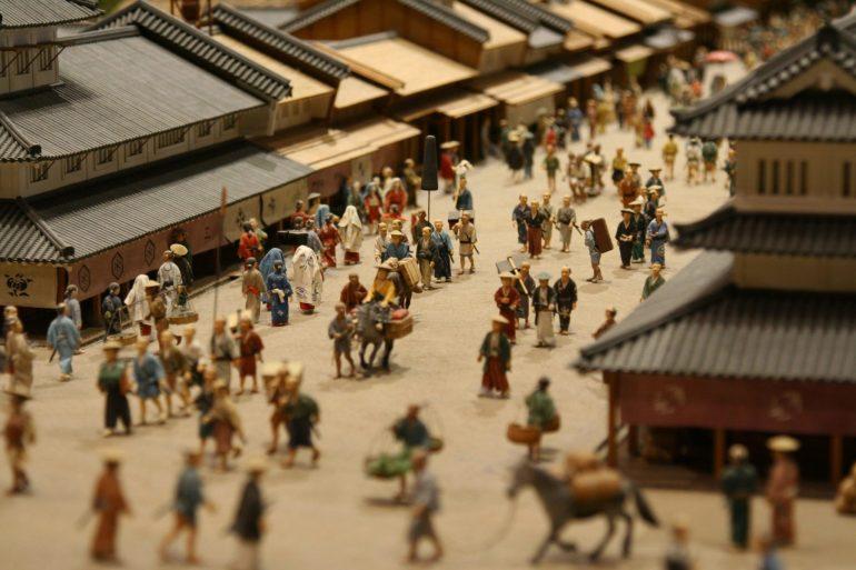 """ย้อนอดีตไปยุค """"เอโดะ"""" สู่ """"โตเกียว"""" ผ่านพิพิธภัณฑ์เอโดะ-โตเกียว 24 - พิพิธภัณฑ์เอโดะ-โตเกียว"""