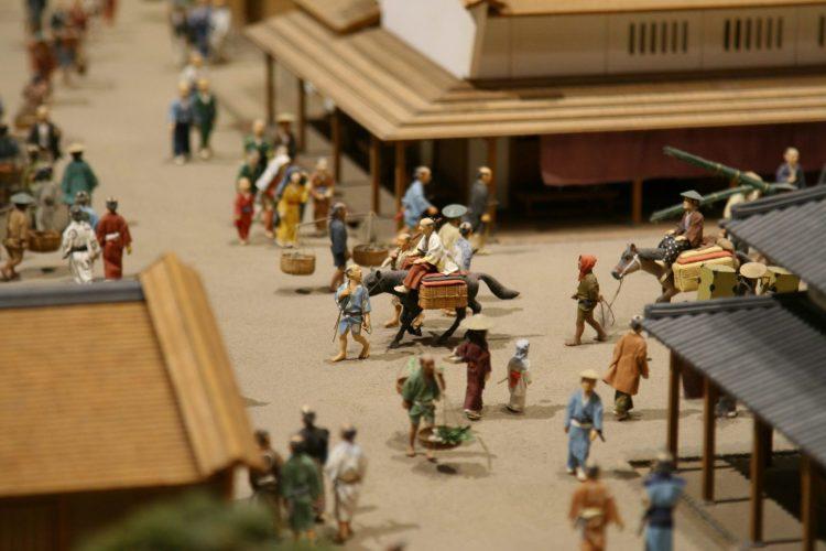 IMG 4016 750x500 ย้อนอดีตไปยุค เอโดะ สู่ โตเกียว ผ่านพิพิธภัณฑ์เอโดะ โตเกียว