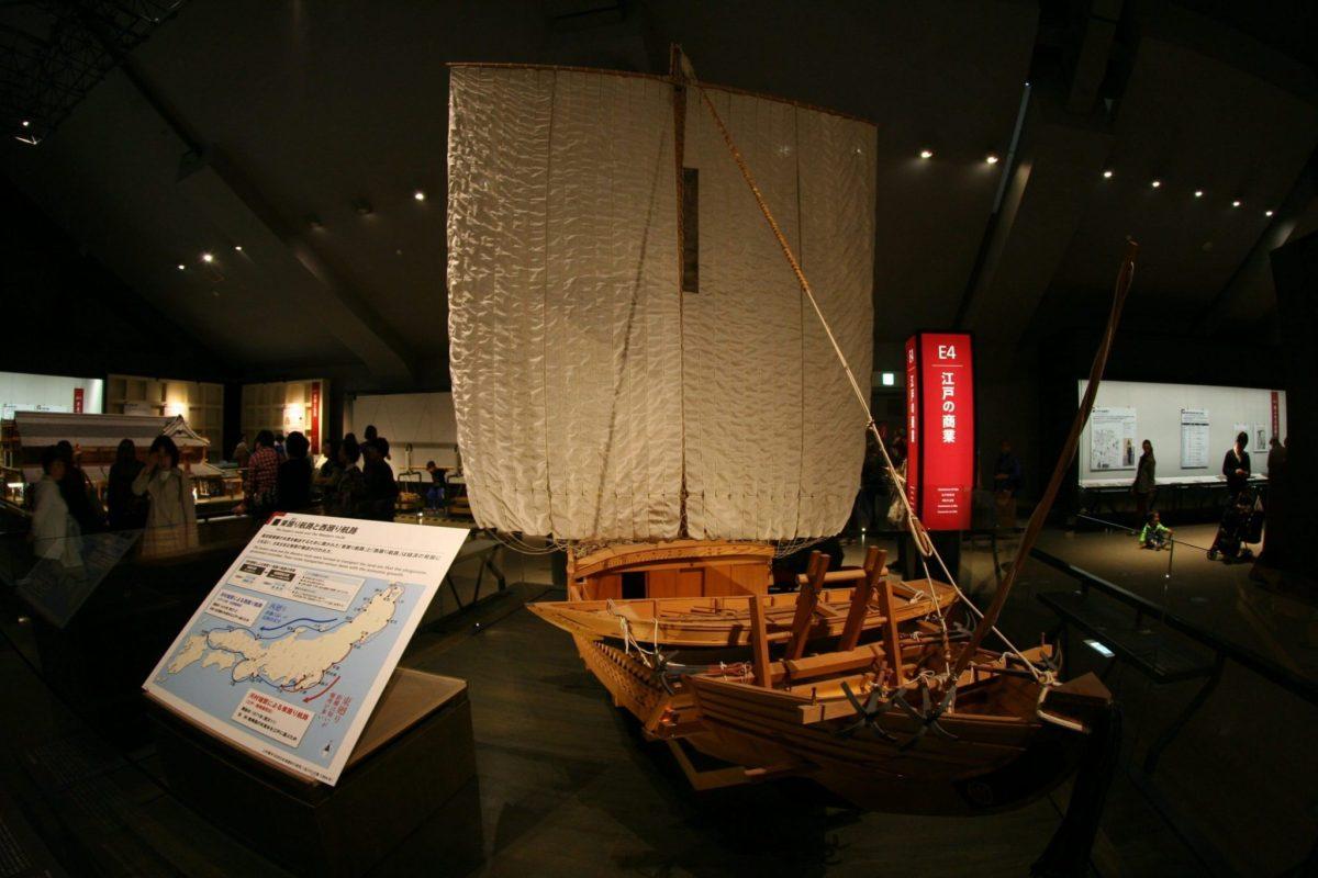 IMG 4044 ย้อนอดีตไปยุค เอโดะ สู่ โตเกียว ผ่านพิพิธภัณฑ์เอโดะ โตเกียว