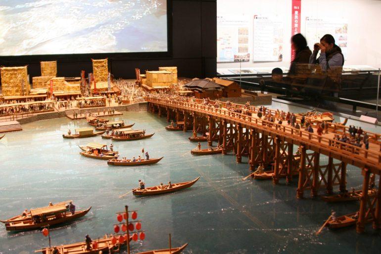 """ย้อนอดีตไปยุค """"เอโดะ"""" สู่ """"โตเกียว"""" ผ่านพิพิธภัณฑ์เอโดะ-โตเกียว 31 - พิพิธภัณฑ์เอโดะ-โตเกียว"""
