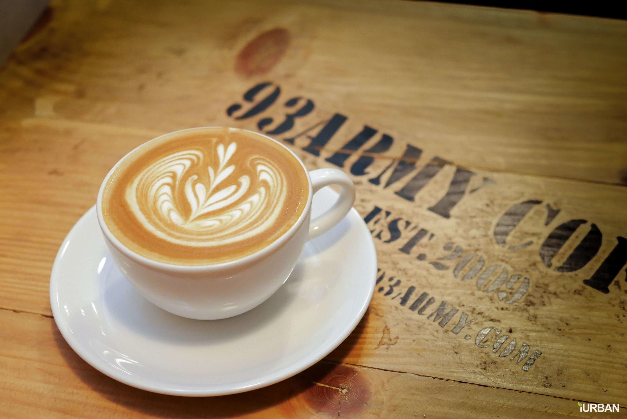 10 ร้านกาแฟ ทองหล่อ - เอกมัย เครื่องดื่มเด็ด บรรยากาศดี 75 - Ananda Development (อนันดา ดีเวลลอปเม้นท์)