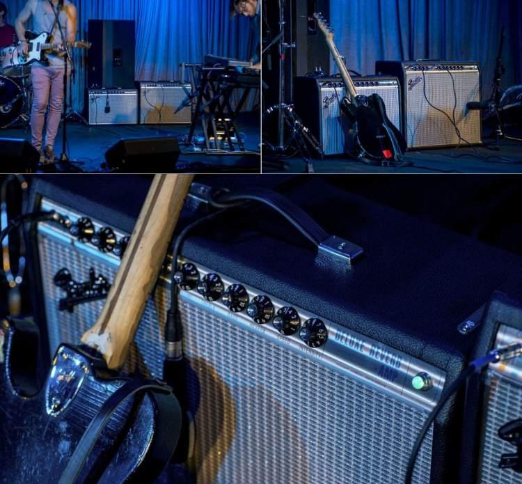 fender68customamp 1 750x695 รีวิวลำโพง Fender คู่แรกจากตำนานแห่งวงการดนตรี Monterey™ & Newport™