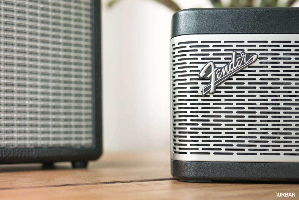 รีวิวลำโพง Fender คู่แรกจากตำนานแห่งวงการดนตรี Monterey™ & Newport™ 21 - fender