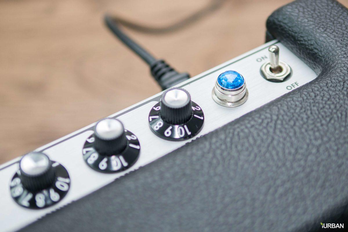 รีวิวลำโพง Fender คู่แรกจากตำนานแห่งวงการดนตรี Monterey™ & Newport™ 33 - fender