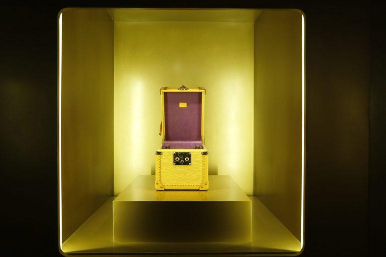 หลุยส์ วิตตอง จัดแสดงนิทรรศการ TIME CAPSULE ยิ่งใหญ่ที่สุดแห่งปี 29 -