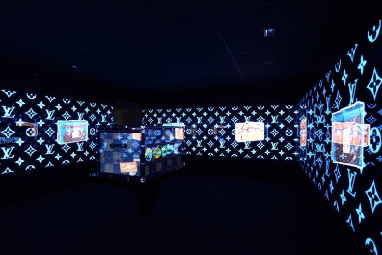 หลุยส์ วิตตอง จัดแสดงนิทรรศการ TIME CAPSULE ยิ่งใหญ่ที่สุดแห่งปี 17 -
