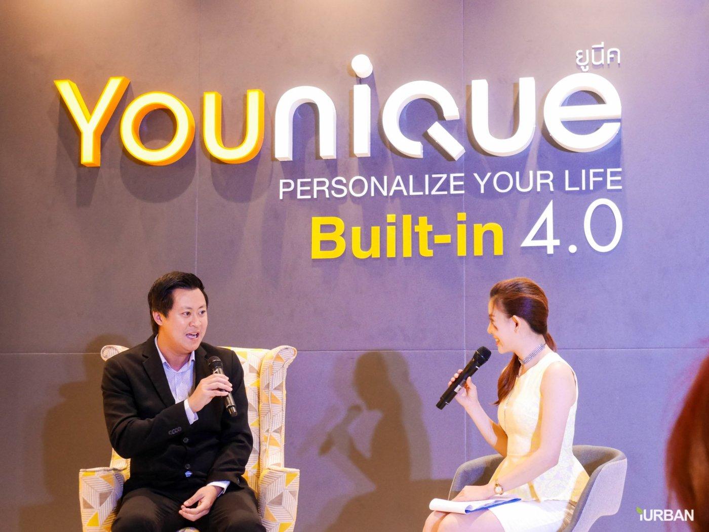 Younique เทคโนโลยีบิวท์อิน 4.0 ครั้งแรกในไทย มีเป็นล้านดีไซน์ รู้ราคาใน 1 นาที โดย Index Livingmall 13 - Built-in