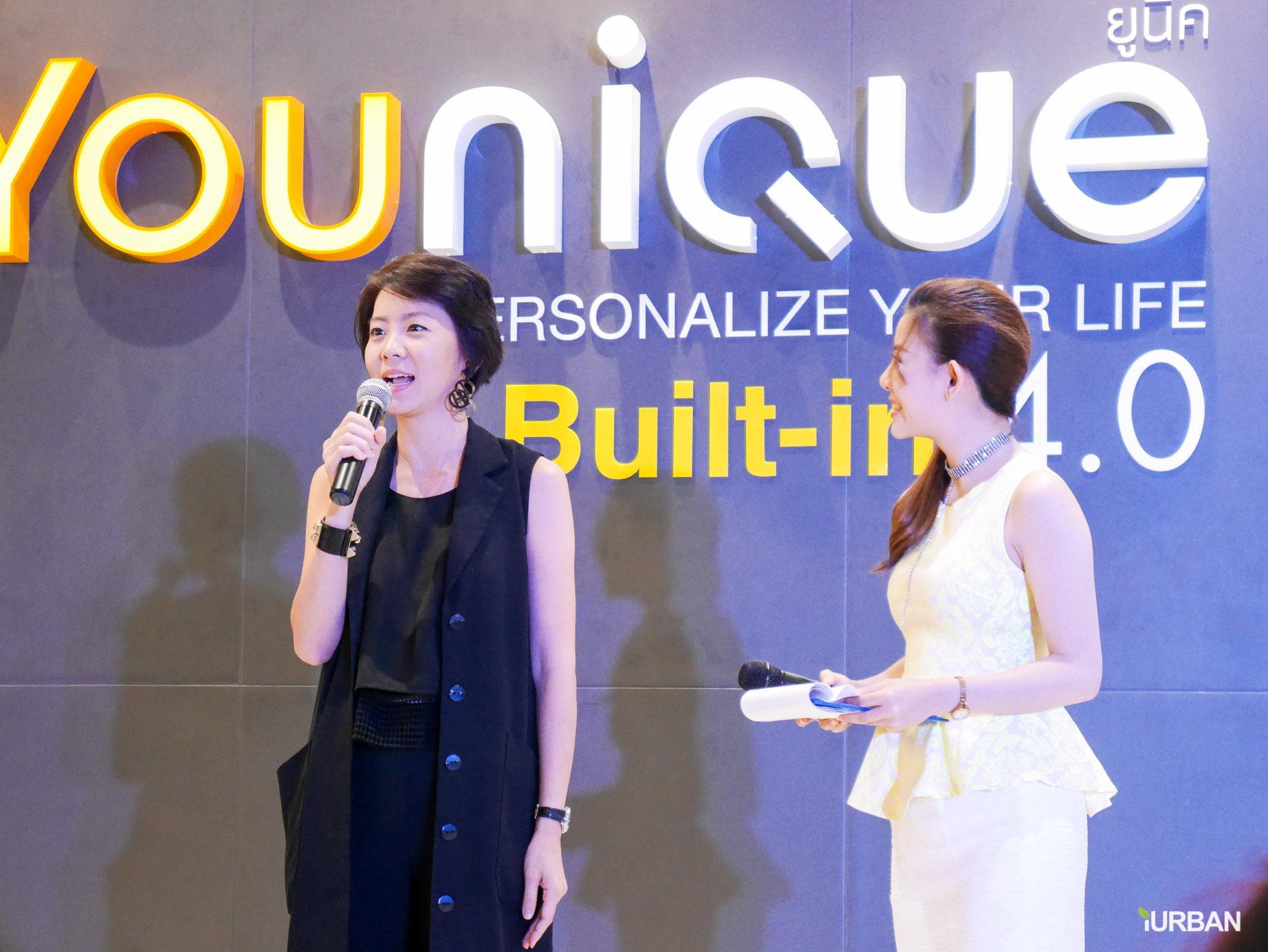 Younique เทคโนโลยีบิวท์อิน 4.0 ครั้งแรกในไทย มีเป็นล้านดีไซน์ รู้ราคาใน 1 นาที โดย Index Livingmall 44 - Built-in