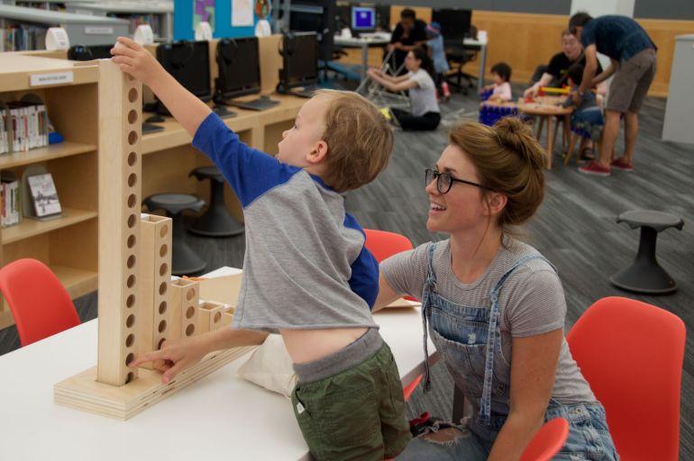 Wood Toy ของเล่นไม้สอนพื้นฐานการเขียนโปรแกรม พัฒนาลูกน้อยสู่ยุคดิจิตอล 15 - Kid