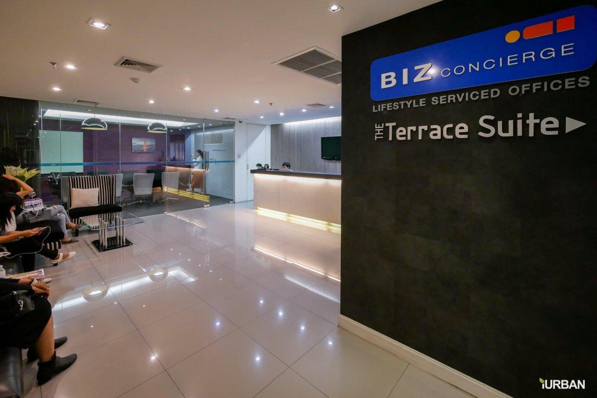 biz jiraz 02 1 ถ้า Co Working เปิดบริษัทไม่ได้ Biz Concierge ทำได้ ออฟฟิศ Start Up ใจกลางเมือง เริ่มแค่หลักพัน