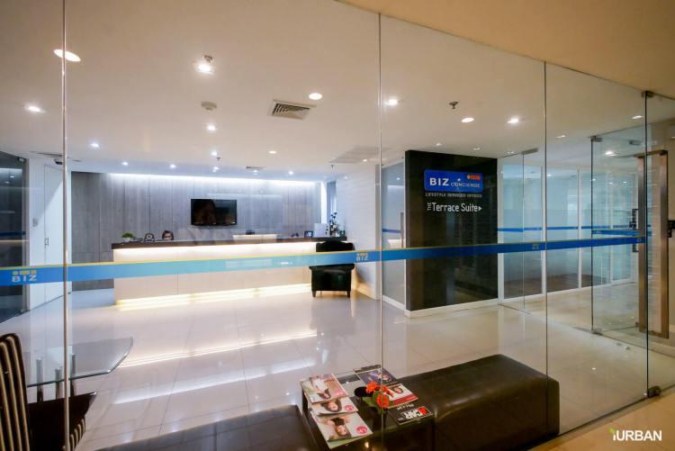 office4 750x501 ถ้า Co Working เปิดบริษัทไม่ได้ Biz Concierge ทำได้ ออฟฟิศ Start Up ใจกลางเมือง เริ่มแค่หลักพัน