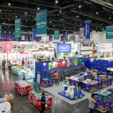 """HomeWork Expo 2017 อีเวนท์ลดราคา """"สินค้าเกี่ยวกับบ้าน"""" สูงสุดถึง 80% จาก 500 แบรนด์ดัง 15 - Exhibition"""