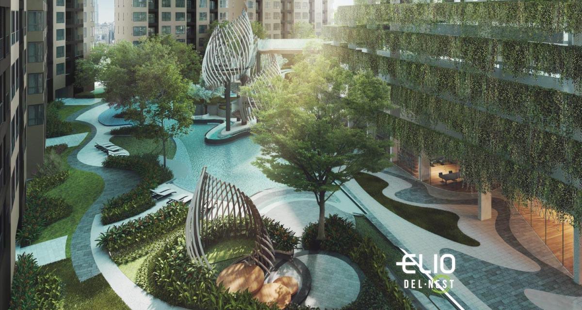 ELIO DEL NEST คอนโดส่วนกลางใหญ่ 4 ไร่ ใกล้ BTS อุดมสุข เริ่ม 2.29 ล้าน 15 - Ananda Development (อนันดา ดีเวลลอปเม้นท์)
