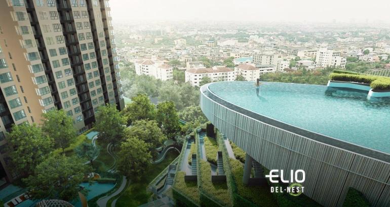 ELIO DEL NEST คอนโดส่วนกลางใหญ่ 4 ไร่ ใกล้ BTS อุดมสุข เริ่ม 2.29 ล้าน 19 - Ananda Development (อนันดา ดีเวลลอปเม้นท์)