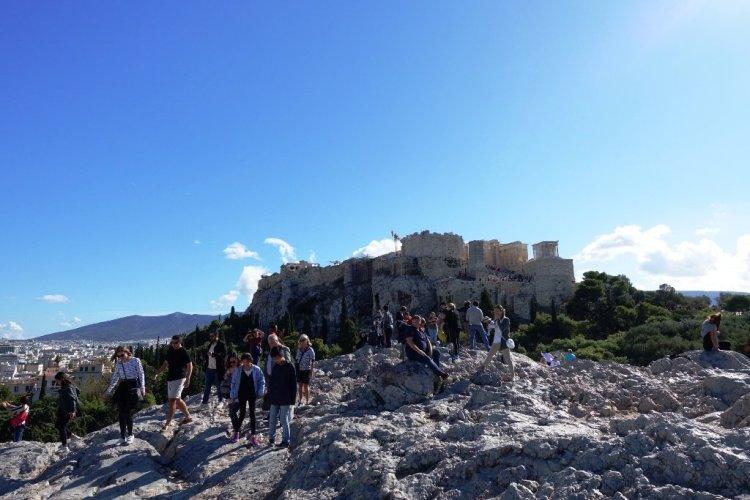 DSC00366 750x500 อารยธรรมยุโรปทั้งหมด เริ่มต้นที่นี่.. อะโครโปลิสแห่งเอเธนส์ (Acropolis of Athens)