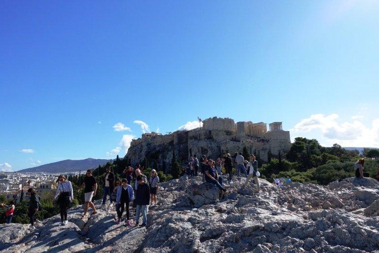 """อารยธรรมยุโรปทั้งหมด เริ่มต้นที่นี่.. """"อะโครโปลิสแห่งเอเธนส์"""" (Acropolis of Athens) 21 - วิหารพาร์เธนอน"""