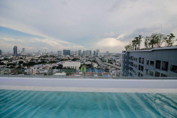 'White Cloud Pool Party' ชวน Blogger ชมโครงการ IDEO THA PHRA INTERCHANGE ปาร์ตี้วิว Rooftop 20 - Ananda Development (อนันดา ดีเวลลอปเม้นท์)