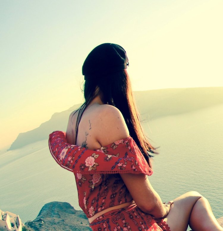 """เมื่อลืมตาขึ้น ฉันก็รู้ทันทีว่านี่คือ... """"พระอาทิตย์ตกดินที่ซานโตรินี"""" 8 - travel homepage"""