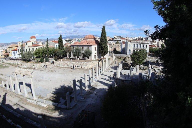 """อารยธรรมยุโรปทั้งหมด เริ่มต้นที่นี่.. """"อะโครโปลิสแห่งเอเธนส์"""" (Acropolis of Athens) 17 - วิหารพาร์เธนอน"""