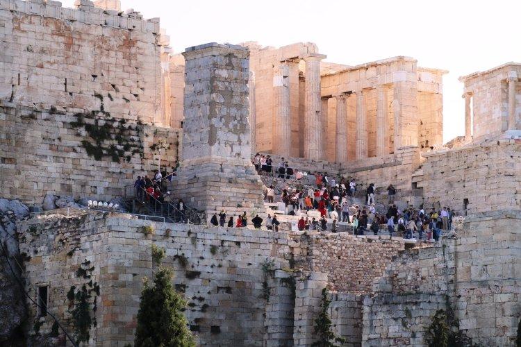 IMG 0646 750x500 อารยธรรมยุโรปทั้งหมด เริ่มต้นที่นี่.. อะโครโปลิสแห่งเอเธนส์ (Acropolis of Athens)