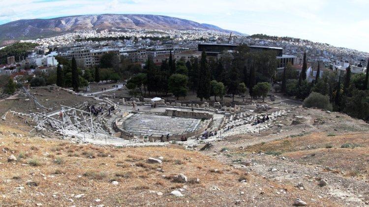 IMG 0703 750x421 อารยธรรมยุโรปทั้งหมด เริ่มต้นที่นี่.. อะโครโปลิสแห่งเอเธนส์ (Acropolis of Athens)