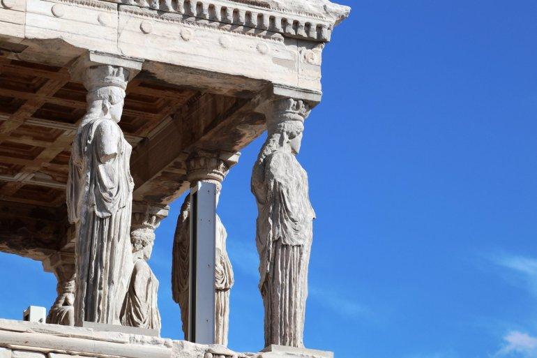 """อารยธรรมยุโรปทั้งหมด เริ่มต้นที่นี่.. """"อะโครโปลิสแห่งเอเธนส์"""" (Acropolis of Athens) 36 - วิหารพาร์เธนอน"""