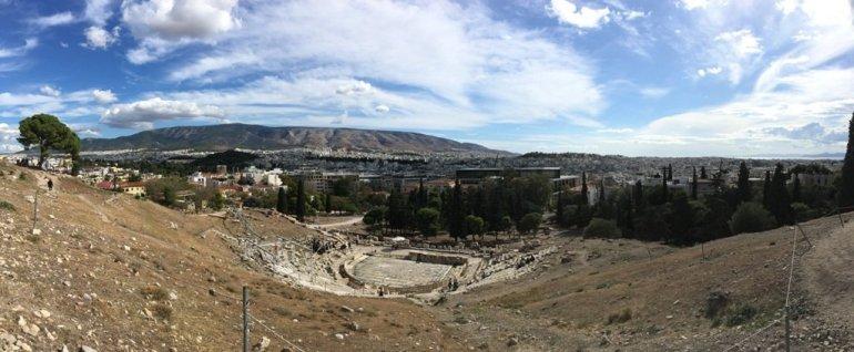 """อารยธรรมยุโรปทั้งหมด เริ่มต้นที่นี่.. """"อะโครโปลิสแห่งเอเธนส์"""" (Acropolis of Athens) 23 - วิหารพาร์เธนอน"""