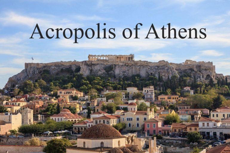 """อารยธรรมยุโรปทั้งหมด เริ่มต้นที่นี่.. """"อะโครโปลิสแห่งเอเธนส์"""" (Acropolis of Athens) 23 - TRAVEL"""