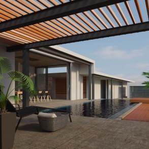 """""""เอสซีจี"""" แนะนำไอเดียเติมเสน่ห์ให้บ้านสวยใกล้ชิดธรรมชาติ  ตกแต่ง 3 พื้นที่ของบ้าน ด้วยการใช้ไม้สังเคราะห์ไฟเบอร์ซีเมนต์ 18 - SCG (เอสซีจี)"""