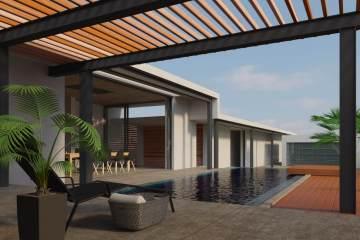 """""""เอสซีจี"""" แนะนำไอเดียเติมเสน่ห์ให้บ้านสวยใกล้ชิดธรรมชาติ  ตกแต่ง 3 พื้นที่ของบ้าน ด้วยการใช้ไม้สังเคราะห์ไฟเบอร์ซีเมนต์ 40 - ตกแต่งบ้าน"""