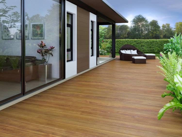 """""""เอสซีจี"""" แนะนำไอเดียเติมเสน่ห์ให้บ้านสวยใกล้ชิดธรรมชาติ  ตกแต่ง 3 พื้นที่ของบ้าน ด้วยการใช้ไม้สังเคราะห์ไฟเบอร์ซีเมนต์ 4 - SCG (เอสซีจี)"""